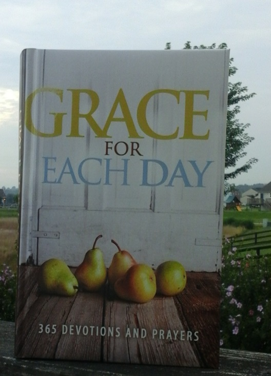 Header (Grace for Each Day)